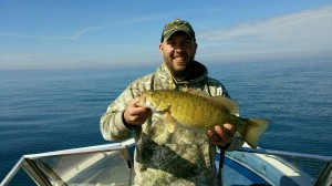 Lake Erie Smallmouth.