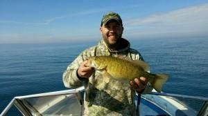 Lake Erie Smallmouth.