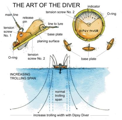 Dipsy Diver